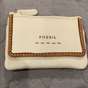 Fossil Accessories - Fossil coin purse and card holder.
